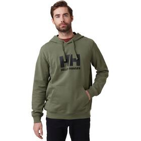 Helly Hansen HH Logo Sudadera Hombre, lav green